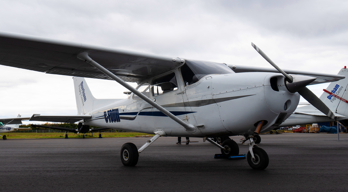 OUR FLEET (and RATES) – Durham Flight Centre